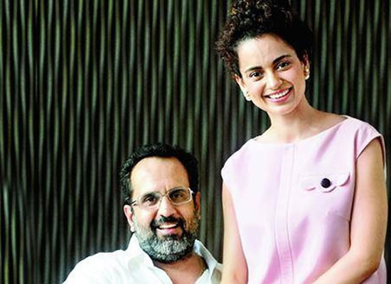 Kangana Ranaut to confirm about Tanu weds Manu 3 with Aanand L Rai!
