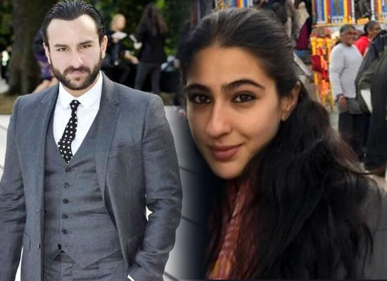 I'm concerned because it's fraught with insecurity, says Saif on Sara's debut!