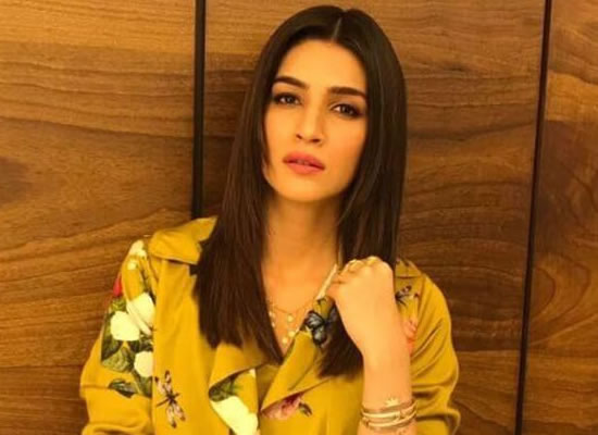 I'm someone who can't understand the logic of arranged marriages, says Kriti Sanon!