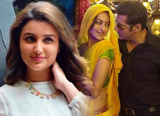 Parineeti Chopra is clueless about working in Salman's Dabangg 3!