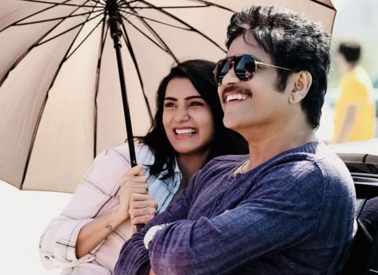 Nagarjuna opens up about working with his daughter-in-law Samantha Akkineni!