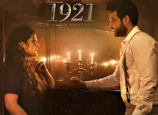 The soundtrack of 1921 has beautiful compositions with melodious song such as Kuch Iss Tarah!