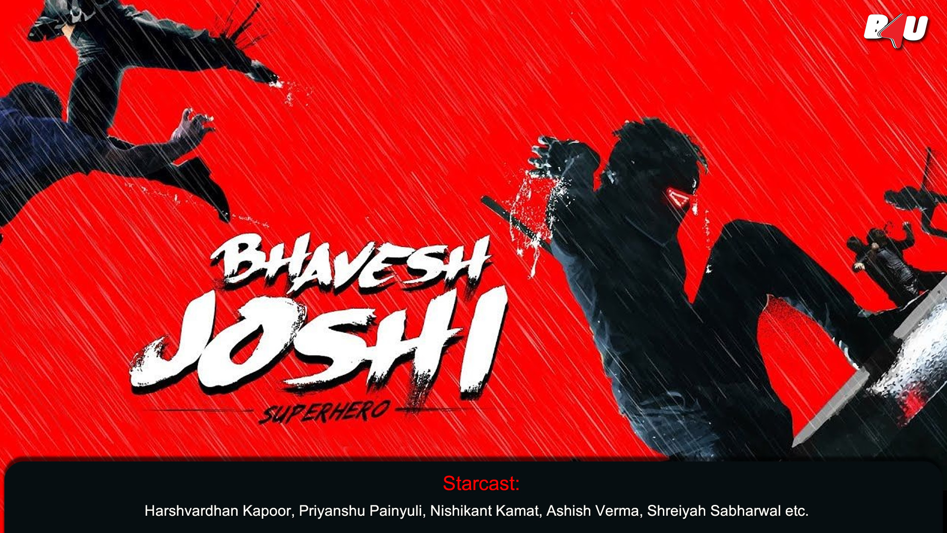 Bhavesh Joshi Superhero Wallpaper