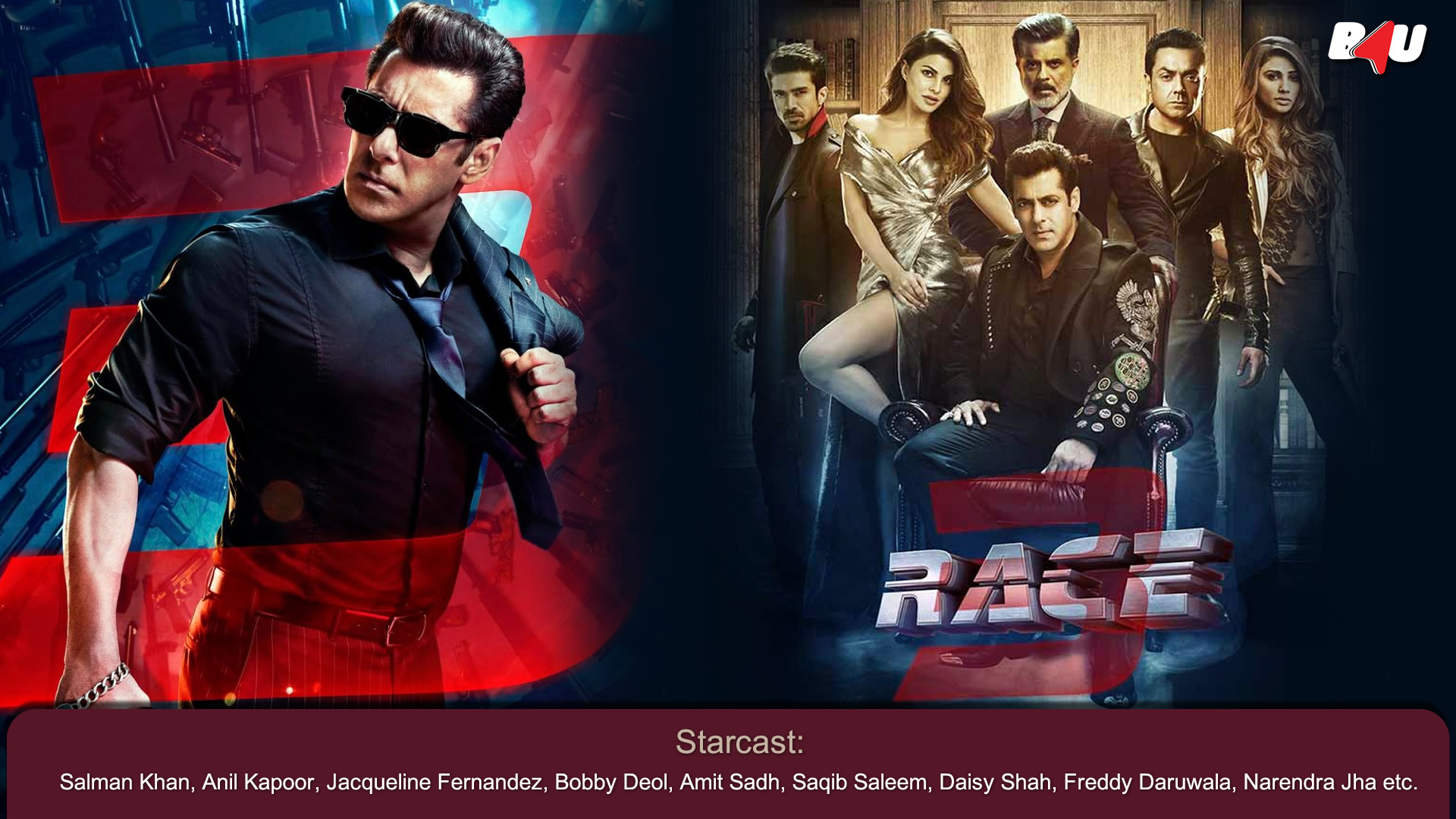 Race 3 Wallpaper