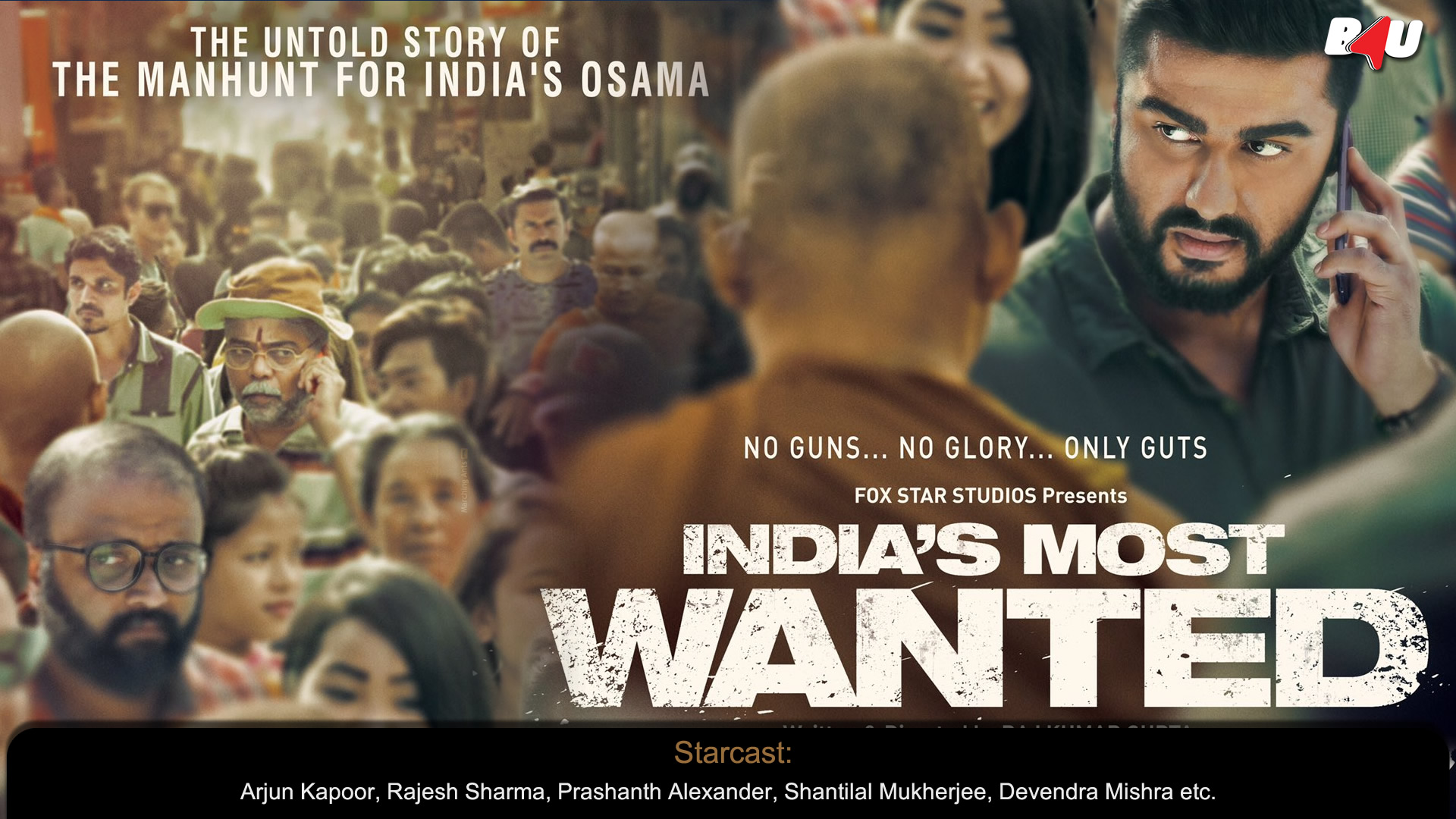 India\'s Most Wanted