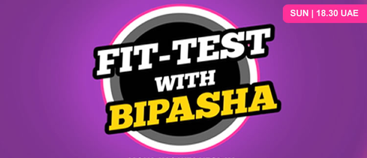 FitTest With Bipasha