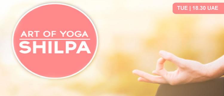 Art of Yoga with Shilpa