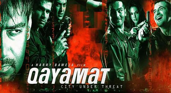 Qayamat: City Under Threat