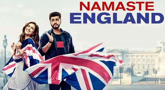 Namaste England