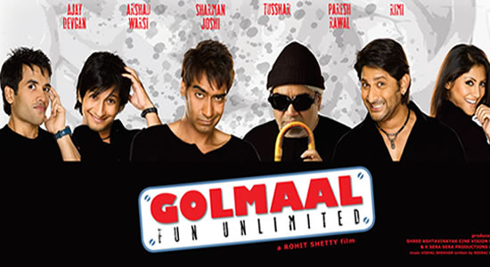 Golmaal - Fun Unlimited