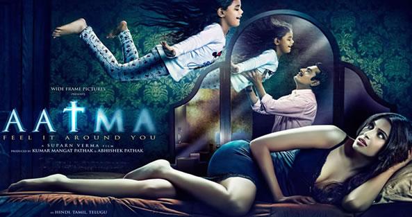 Aatma - Feel it around you