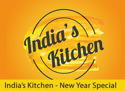 Indias Kitchen - New Years Eve Special
