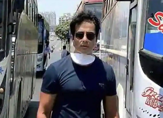 Sonu Sood's humble response to a fan on comparing him with Big B!