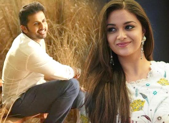 Keerthy Suresh to star in Nithiin starrer Power Peta?
