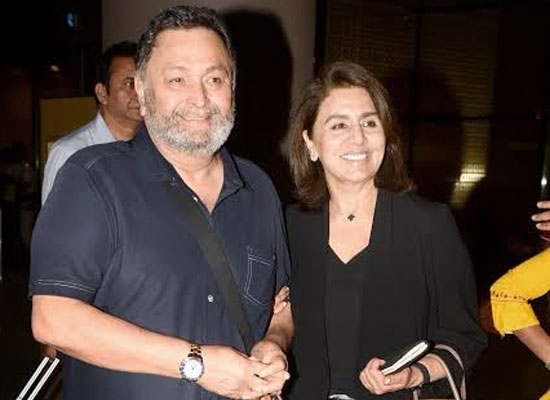 Rishi Kapoor talks about his plans to return on film sets!