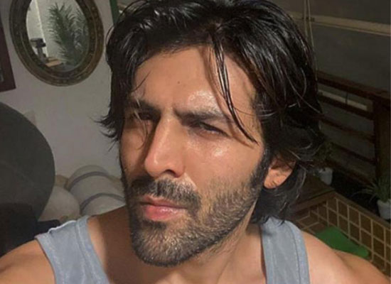 Kartik Aaryan to share his messy look from his 'midnight workout' session!