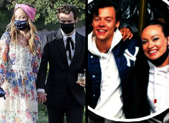 Olivia Wilde praises alleged BF Harry Styles' 'humility and grace'!