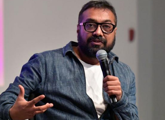 It's a little scary to shoot, says Anurag Kashyap on resuming shoots!