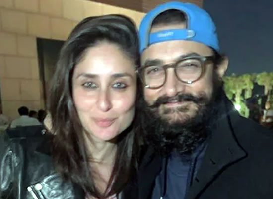 Aamir Khan talks about Kareena starrer 'Good Newwz' trailer!