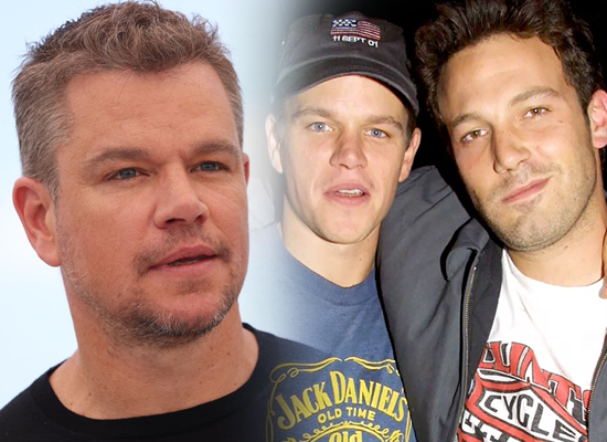 Matt Damon opens up on Ben Affleck and Jennifer Lopez's reunion!