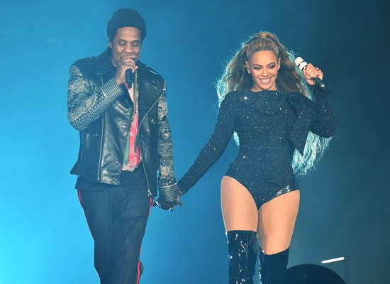 Beyonce and Jay-Z offer lifetime concert tickets for fans who go vegan!