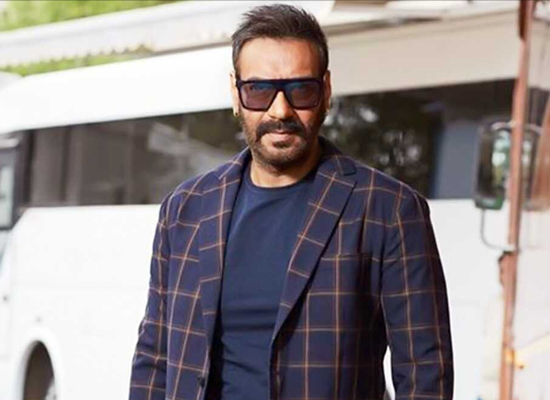 Ajay Devgn's secret donations for a new hospital for COVID 19 patients!