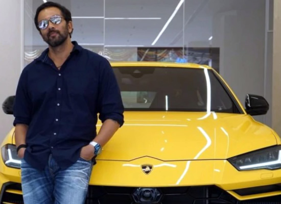 ROHIT'S YELLOW FEVER!