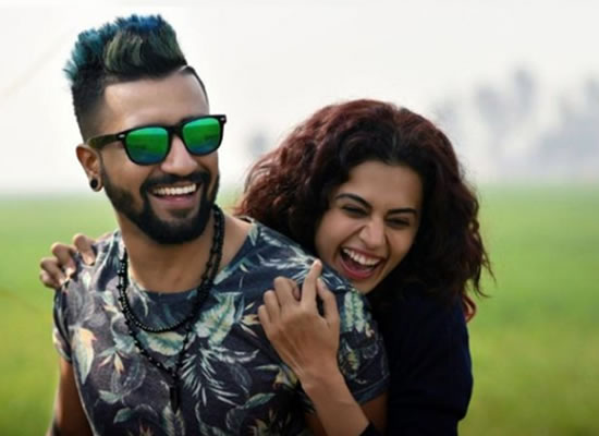 Taapsee Pannu finds Vicky Kaushal 'marriage material'!