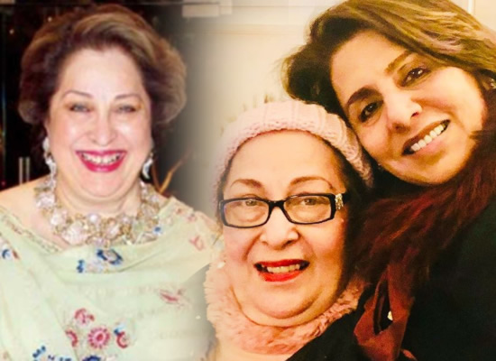 Actor-director Raj Kapoor's daughter Ritu Nanda passes away!