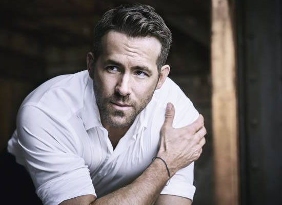 Hollywood star Ryan Reynolds talks about the modern weird world!