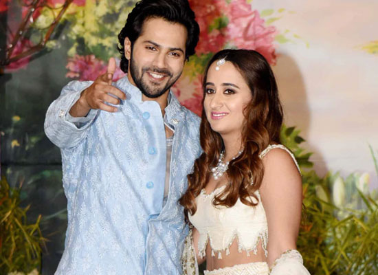 Varun Dhawan's fat Punjabi wedding with girlfriend Natasha Dalal in Alibaug?