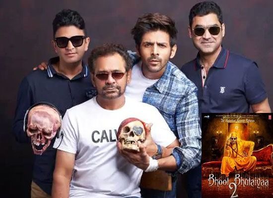 Bhool Bhulaiyaa 2 to release in theatres on November 19!