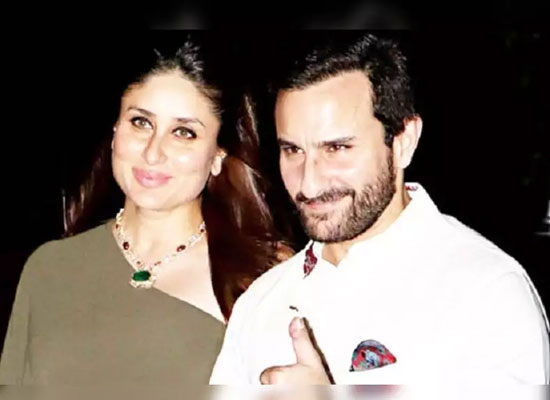 Kareena Kapoor and Saif Ali Khan welcome a baby boy!