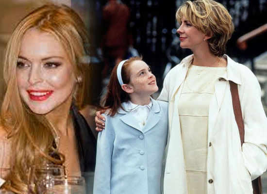 Lindsay Lohan's heartfelt birthday tribute for late costar Natasha Richardson!