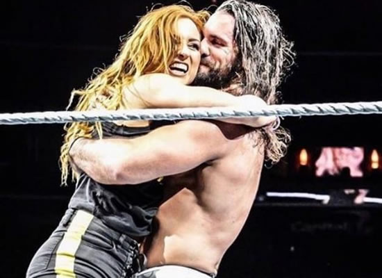 Becky Lynch and Seth Rollins to display their sizzling chemistry in the ring!