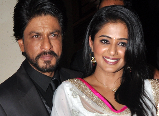 South diva Priyamani to unite with Shah Rukh Khan in Atlee's next!