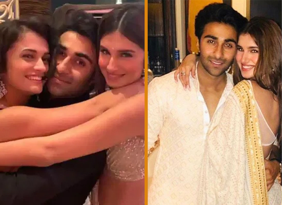 Tara Sutaria and Aadar Jain to make their relationship official on social media!