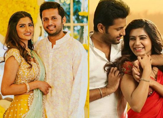 Samantha Akkineni to wish Nithiin and Shalini on their engagement!
