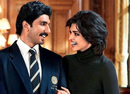 Deepika Padukone's first look as Romi Dev from '83!