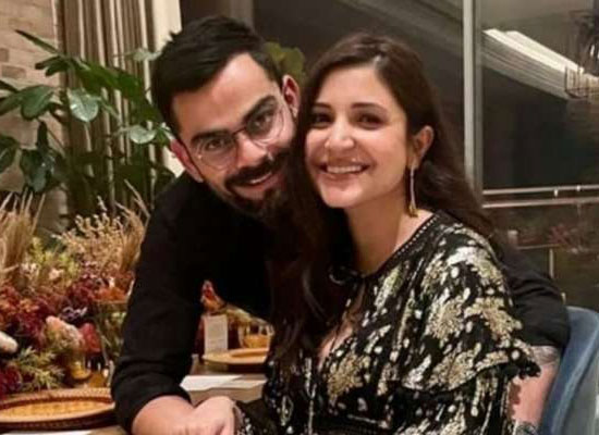 Anushka Sharma to laud the men in blue for their historical win against Australia!