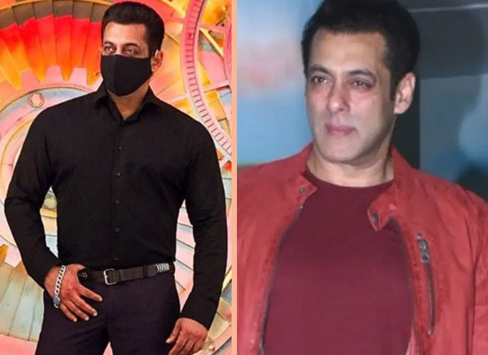 Salman Khan isolates himself after his driver and staffers test COVID 19 positive!