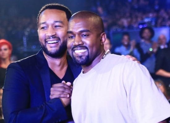 John Legend opens up about his close friends with Kanye West!