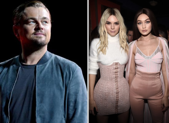 Leonardo DiCaprio parties with Kendall Jenner and Gigi Hadid till 6 a.m.!