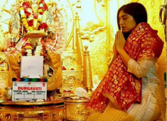 Akshay Kumar to share a lovely snap from sets of Bhumi starrer Durgavati!