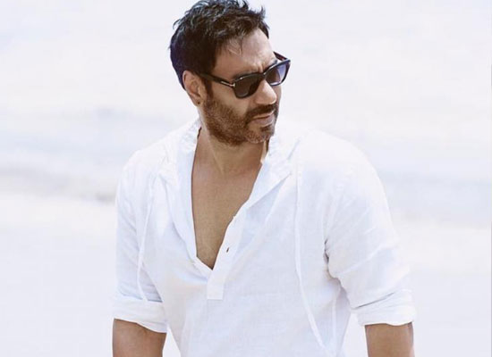 Ajay Devgn's positive message with a loveable pic!