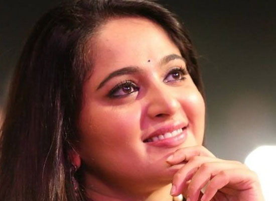 South star Anushka Shetty rejects an offer to feature in a web series?