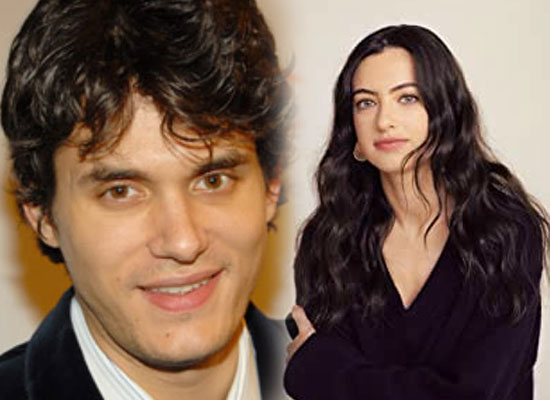 John Mayer's heartfelt birthday message for Cazzie David!