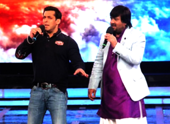 Salman Khan's heartfelt post for late Wajid Khan!