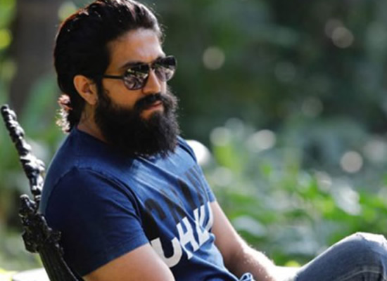 KGF star Yash's sudden trip to China for a special shopping!