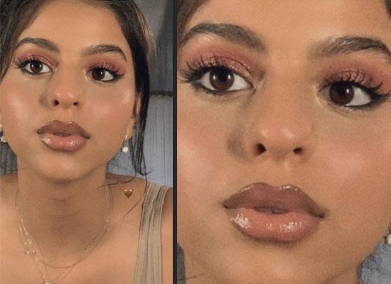 Star kid Suhana Khan's glamorous avatar!